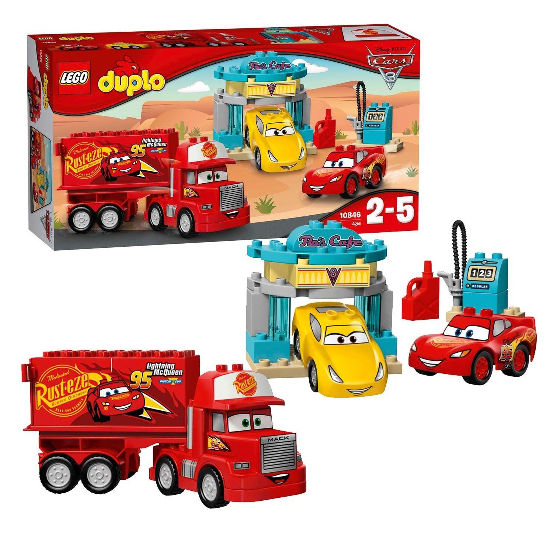 LEGO DUPLO 10846. Fans van Disney Pixar Cars 3 zullen