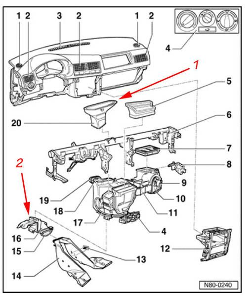 fuse box diagram seat toledo