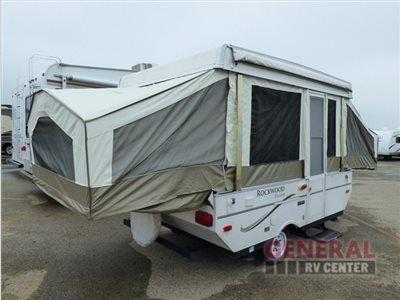 Used 2008 Rockwood Freedom 1940 Ltd Folding Pop Up Camper At