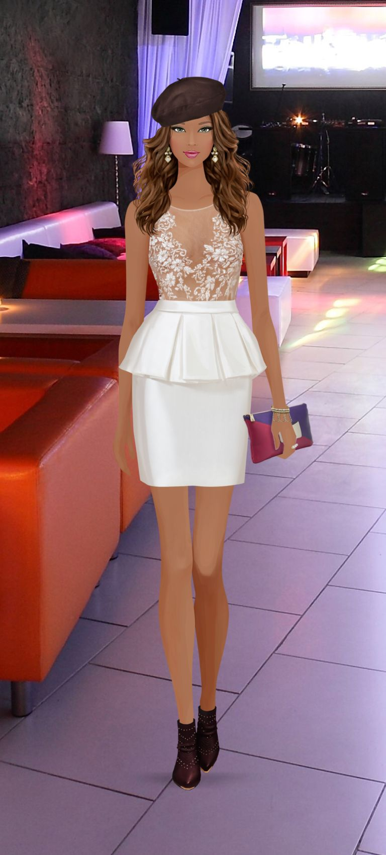 Fashion game outfits that i have made that are cute and adorable