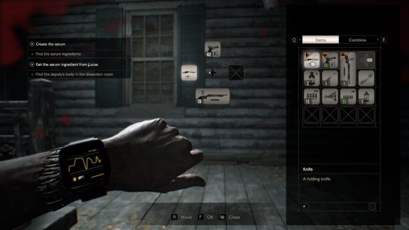 Pin by Emily Zee on WL UI in 2019 | Resident evil, Game ui