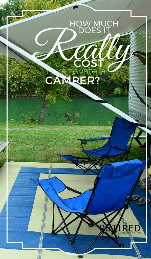 How Much Does It Cost To Remodel A Pop Up Camper
