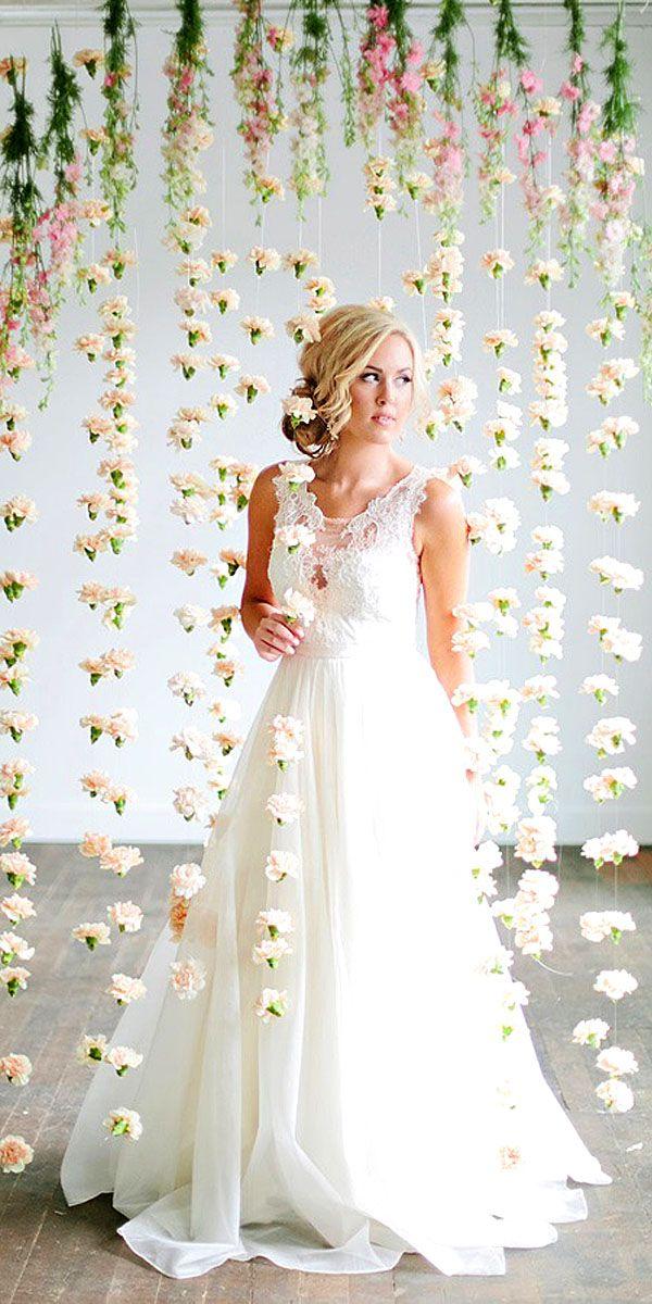 18 Simple Wedding Dresses For Elegant Brides
