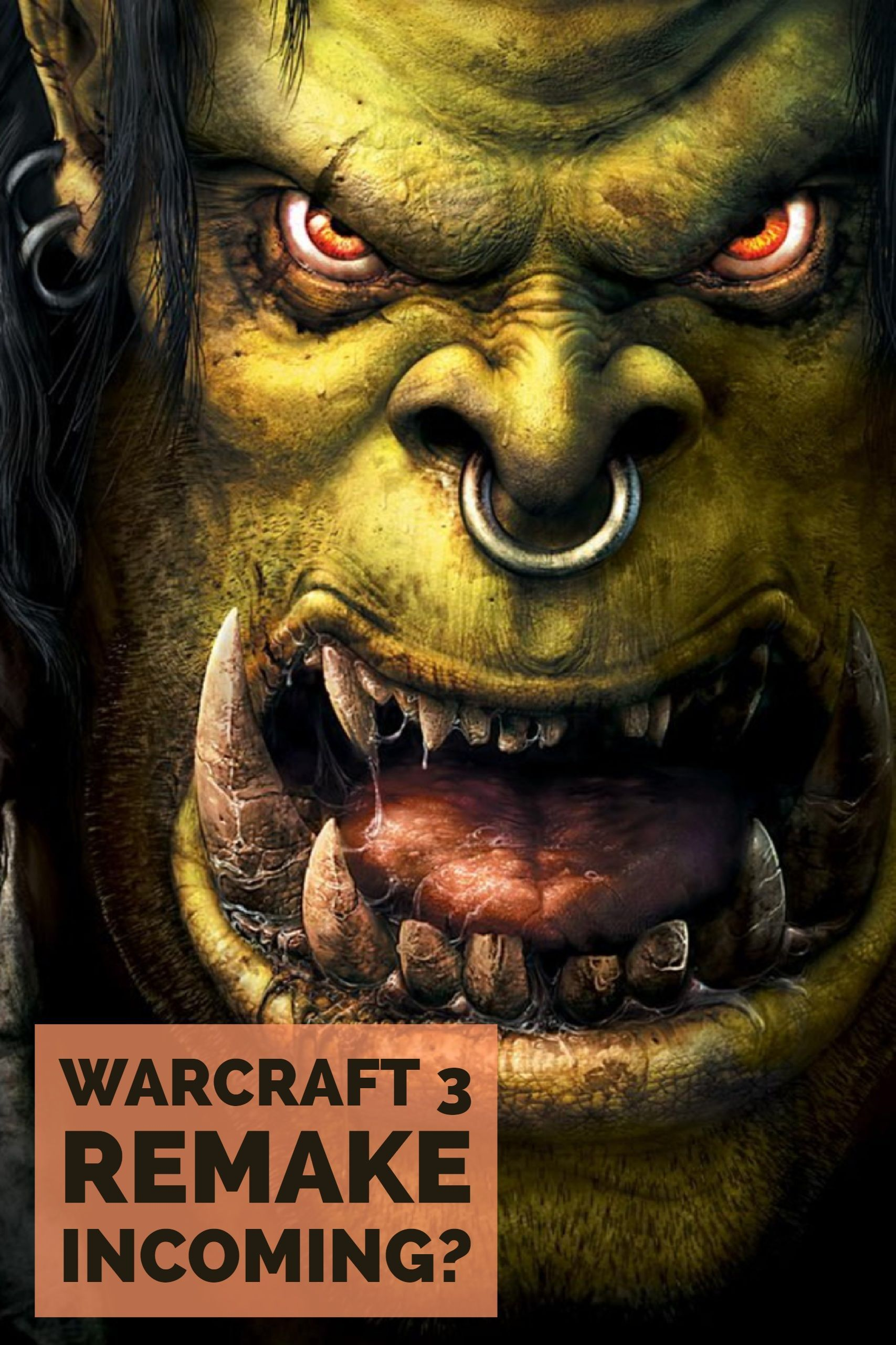 Blizzard Releases Major Warcraft Iii Patch Remaster Imminent World Of Warcraft Wallpaper World Of Warcraft World Of Warcraft Orc