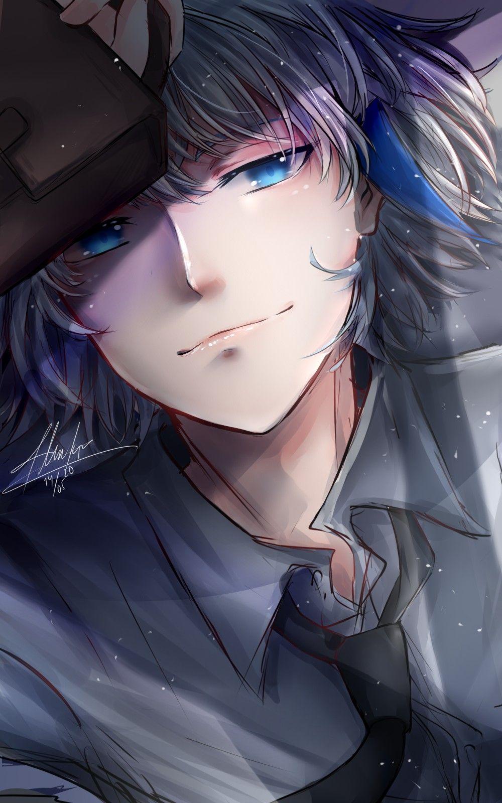 Khun Aguero Agne Kami No Tou Gambar Anime Gambar Karakter Fanart