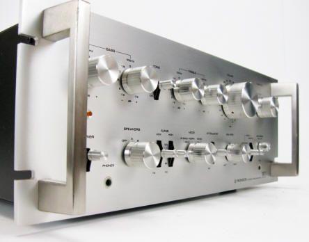 Vintage Audio Museum Audio Integrated Amplifier Audio Equipment