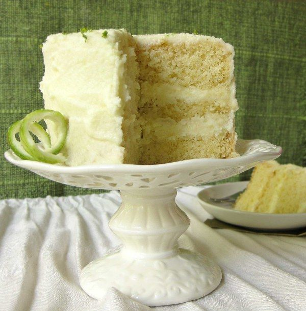 Grandma's Lime Cake