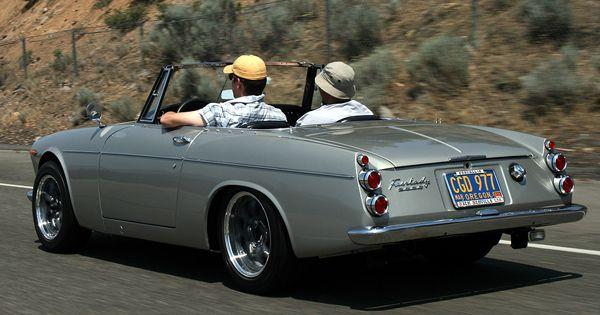 Datsun Sports: Datsun Roadsters, Parts, Restoration, Service, Z ...