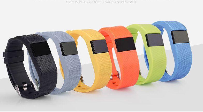 New bluetooth 40 heart rate sensor fitness sleep tracker