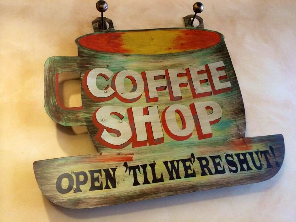 Coffee shop sign coffee shop signs coffee shop shop signs