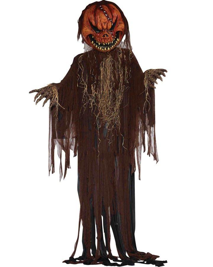 12 foot Scary Pumpkin Prop