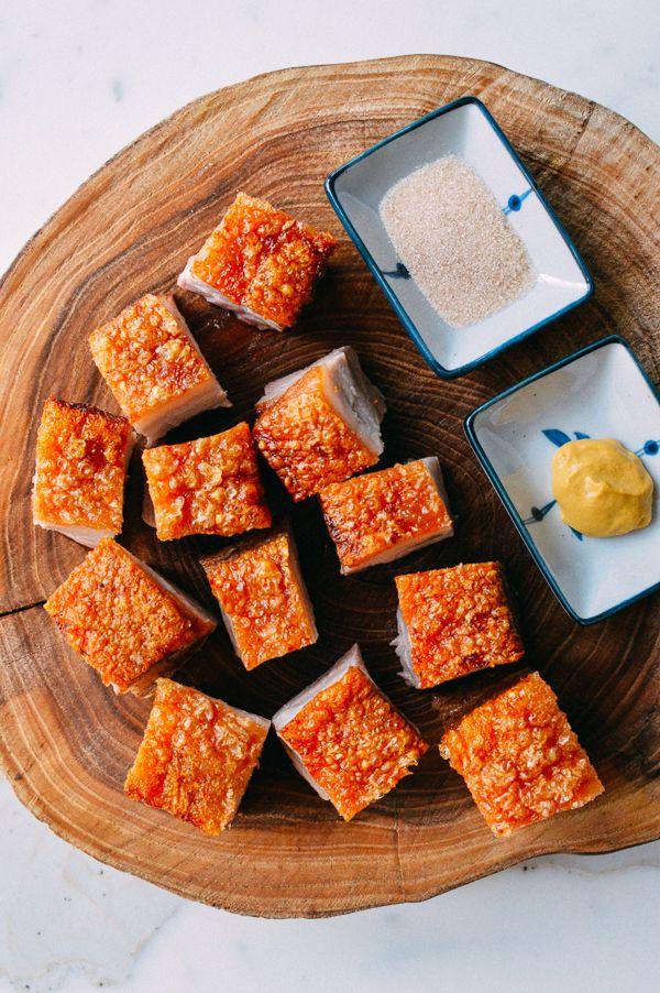 Cantonese Roast Pork Belly Recipe Pork belly recipes