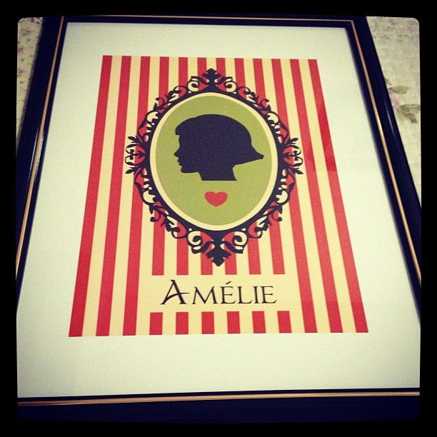 Amelie! =)