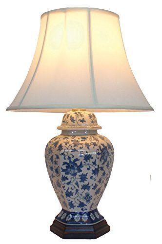 Large Oriental Ceramic Table Lamp M9985 Chinese Manda Https Www Amazon Co Uk Dp B01b3819bg Ref Cm Sw R Table Lamp Ceramic Table Lamps Floor Lamp Table