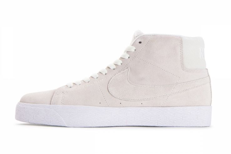 ed893c3050fe Nike SB Blazer Mid Deconstructed Summit White AH6416-100 Sneaker Bar