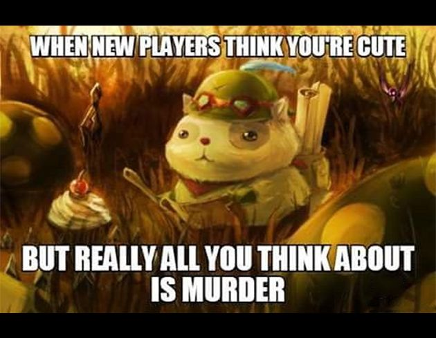 Chillout Cute Teemo Lol League Of Legends League Of Legends League Of Legends Characters
