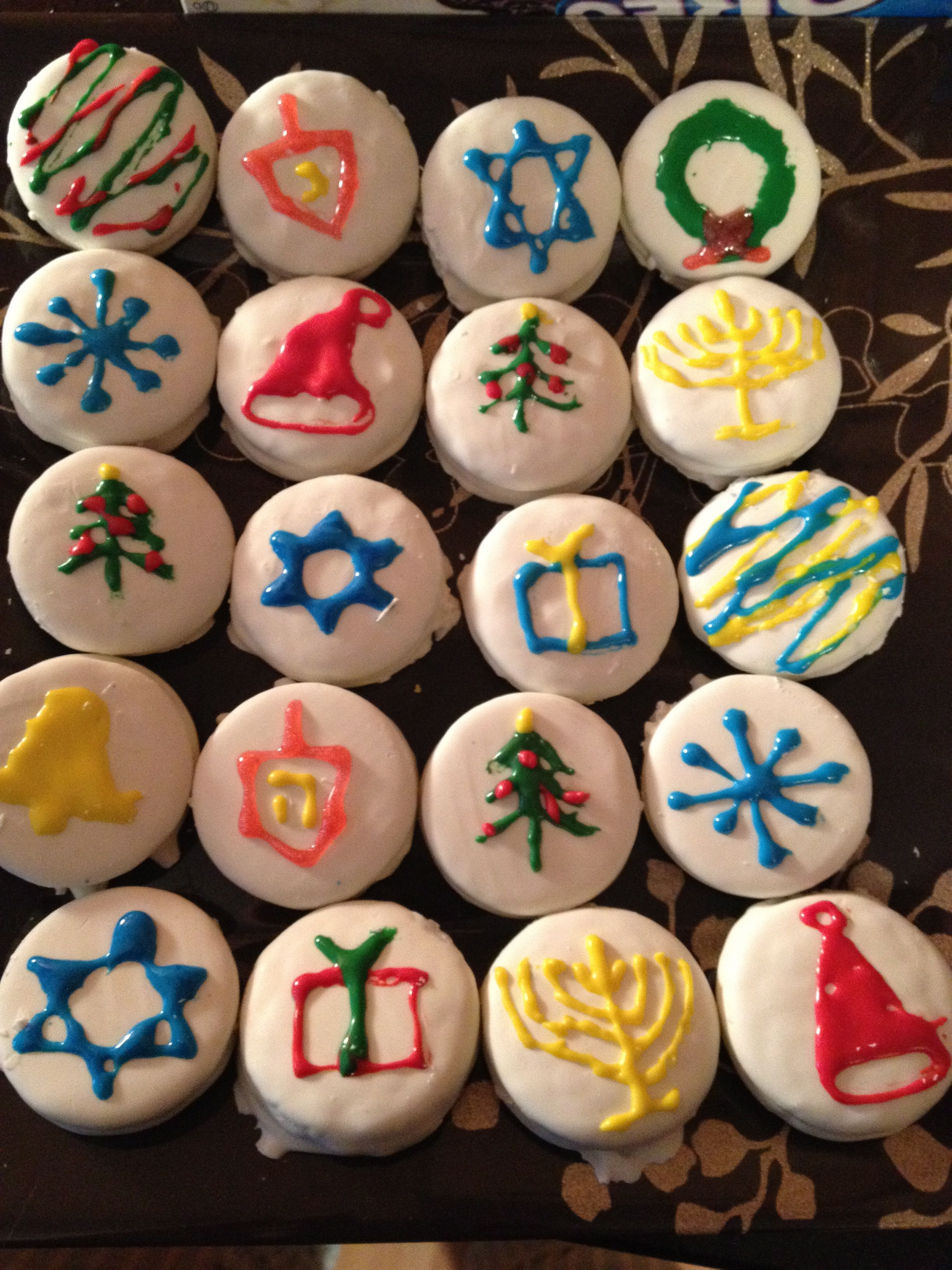 Made These For My Christmas Hanukkah Party Tonight Buy