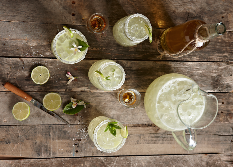 Whether you like it spicy or sweet, these five new cocktail recipes are perfect to serve up during your next summer soiree.