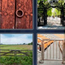 Soluciones 4 fotos 1 palabra puertas