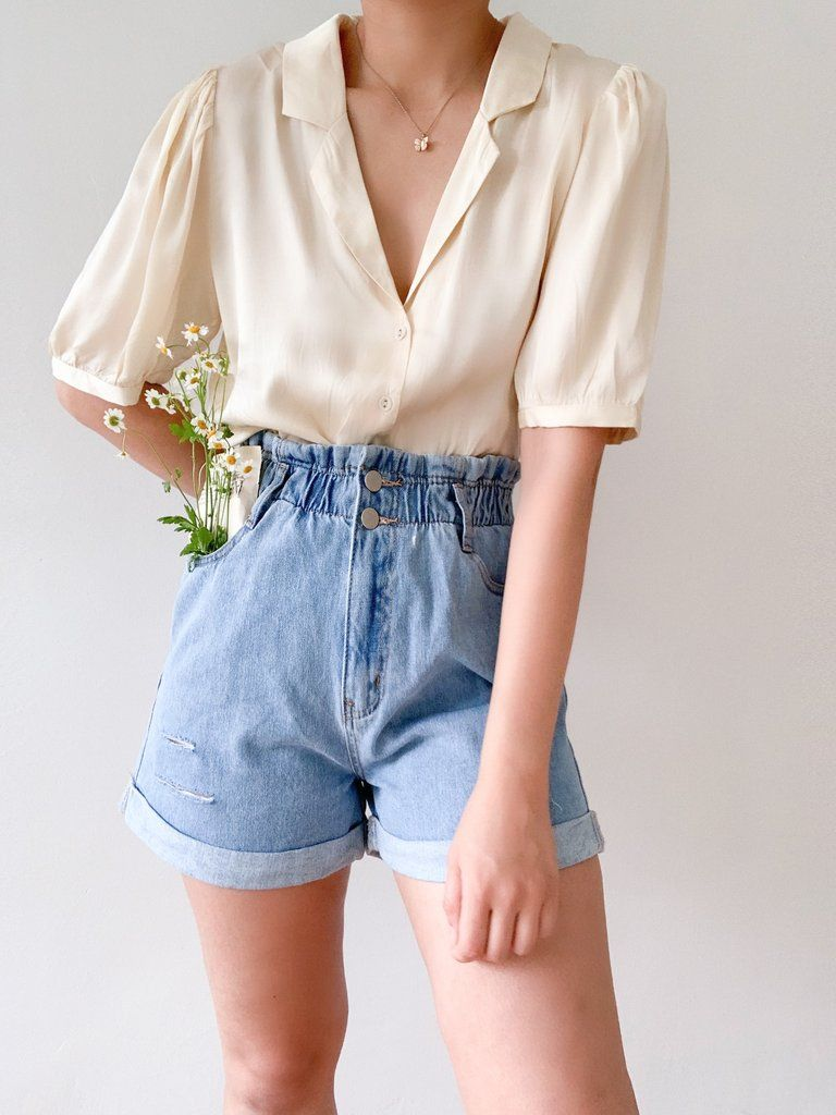 Photo of Pocket full of daisies shorts