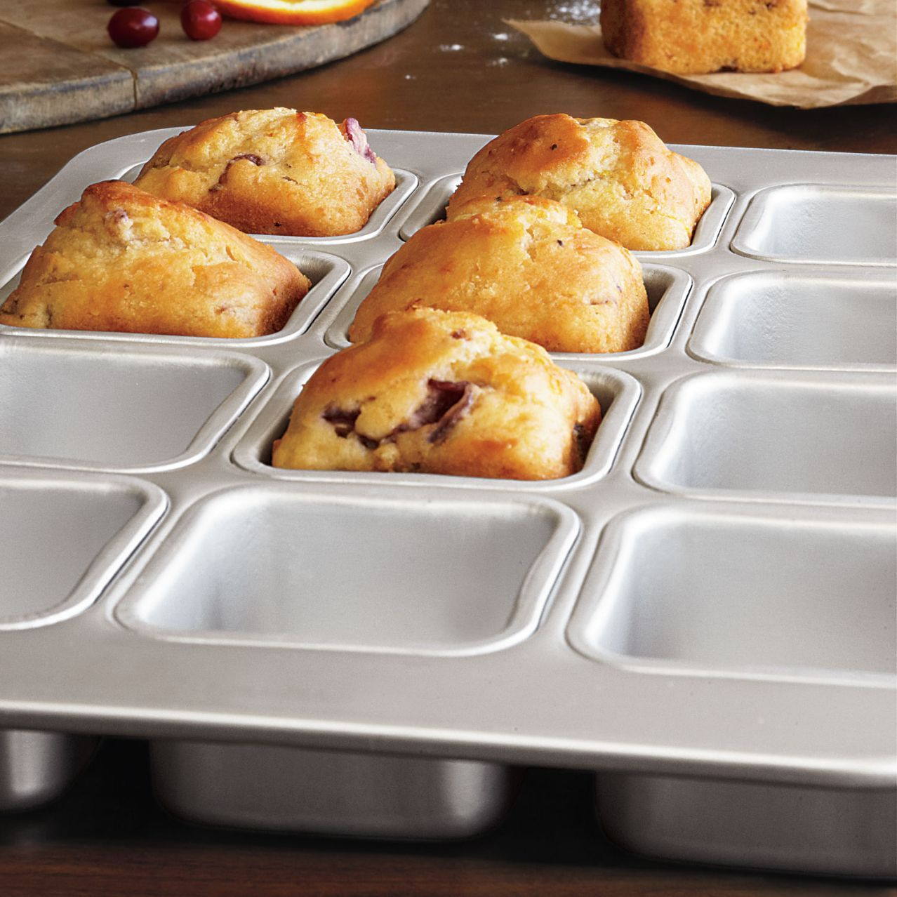 Fat Daddios Square Muffin Pan At Sur La Table If You