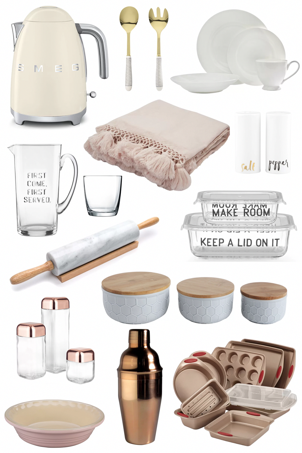 Wedding Registry Ideas What To Put On Your Wedding