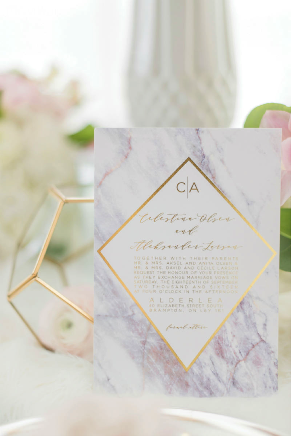 Top 4 Hot Wedding Invitation Trends for 2018 | Wedding invitation ...