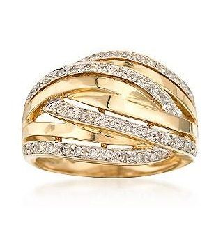 83510b77e7c anel pavê em ouro amarelo com 38 pedras diamantes !!!!