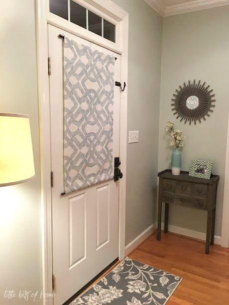 create with me simple window curtain