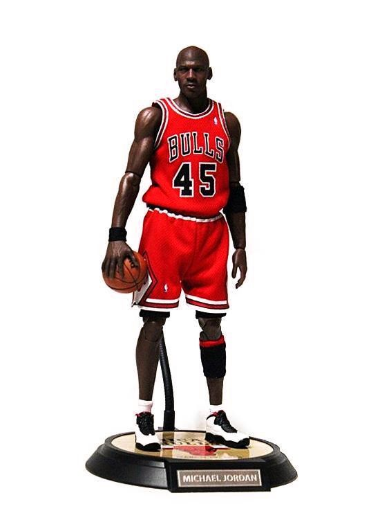 d7515b36fc9065 Michael Jordan Figurines by Enterbay Showcase - SneakerNews.com ...