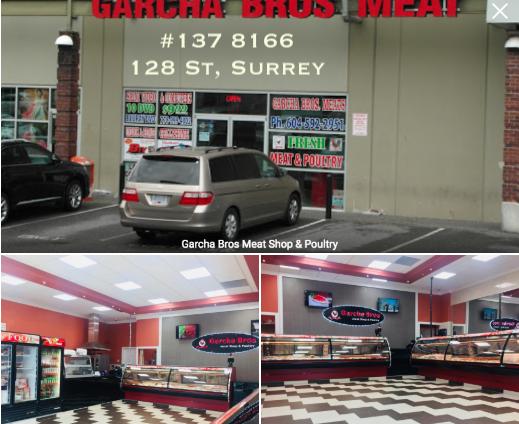 Garcha Meat Shop 137 8166 128 St Surrey Bc V3w 1r1 Canada