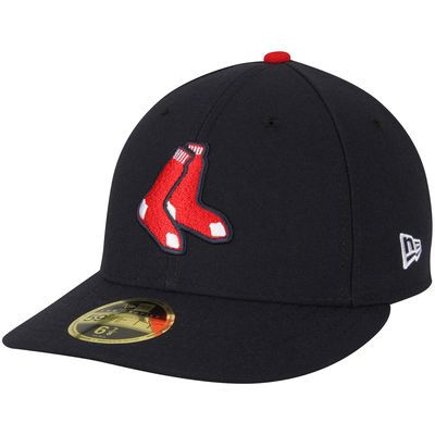 83dd50fe964 Boston Red Sox New Era Alternate Authentic Collection On-Field Low Profile 59FIFTY  Fitted Hat