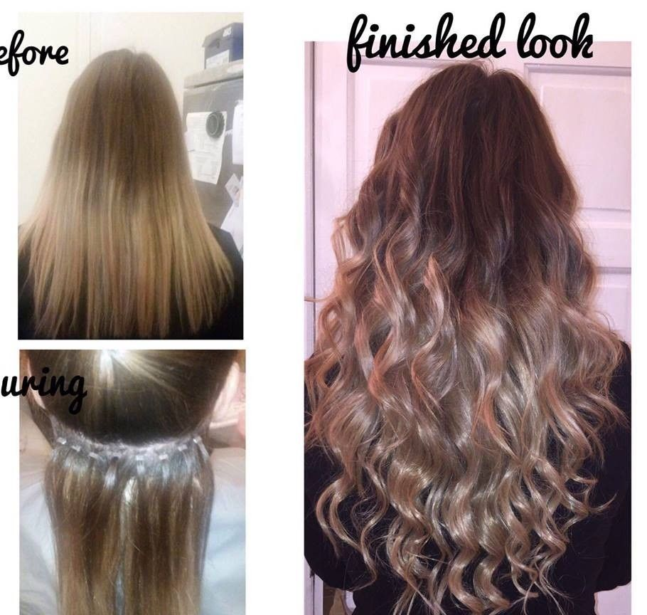 Hair Extensions Manchester Belle Hair Extension Courses