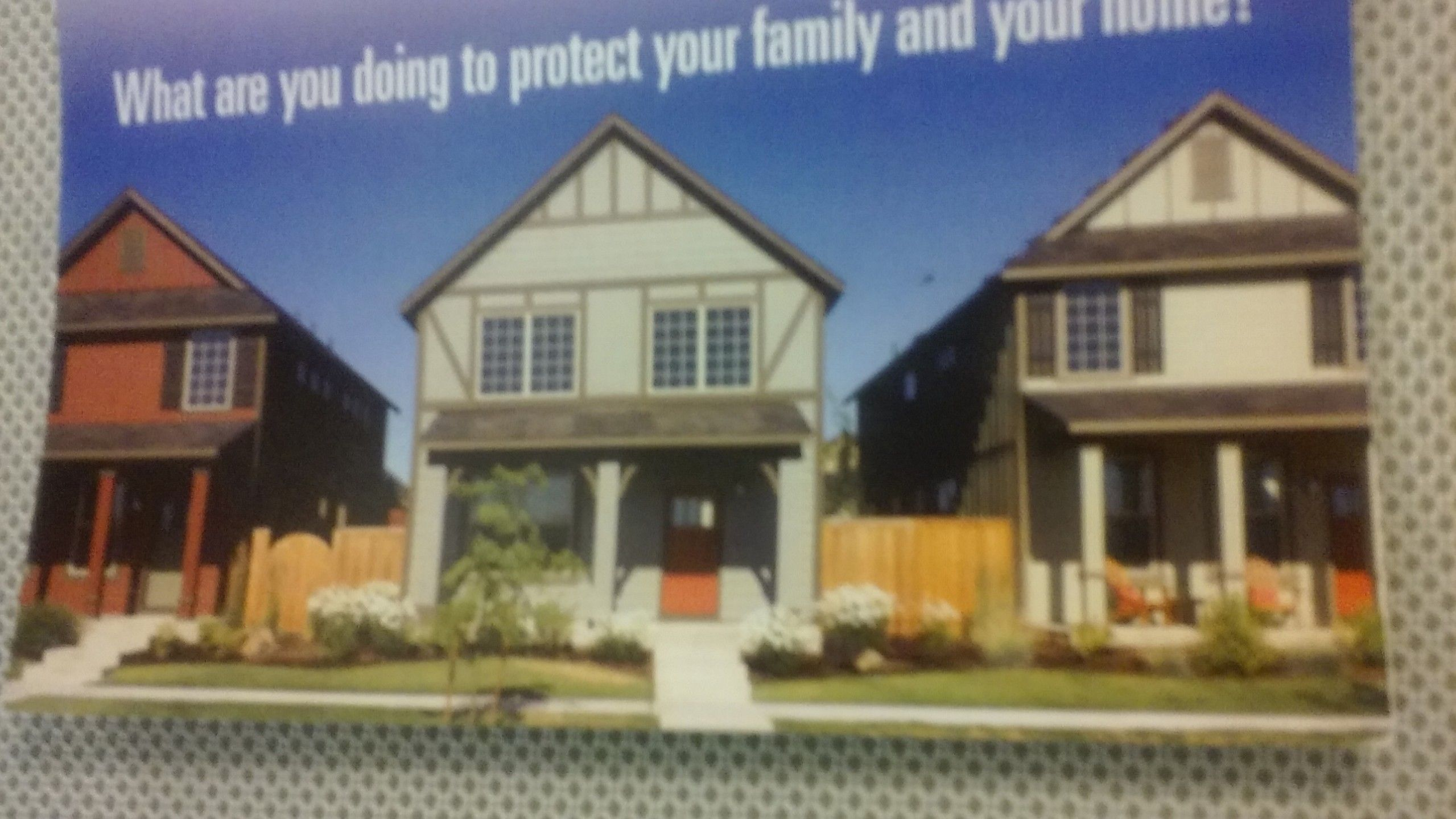Lesson i learn from secure your home house styles