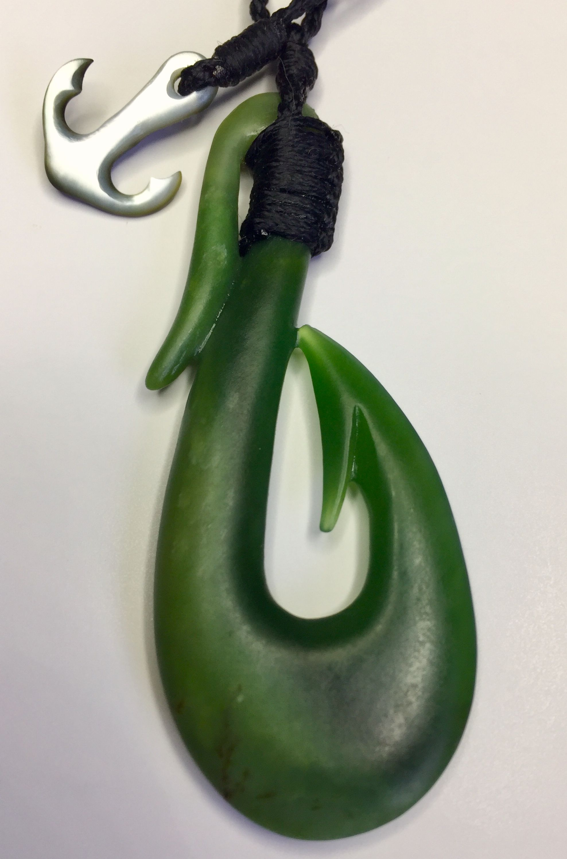 studio jade pendant pounamu koru greenstone the necklace all products