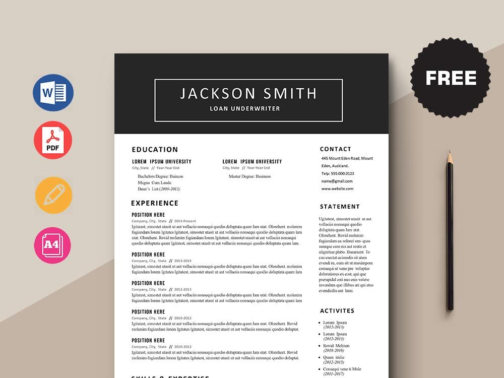 Mortgage Underwriter Resume Examples Resume Downloads Resume Examples Underwriting Engineering Resume