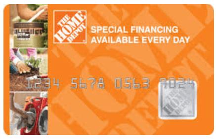 Home Depot Credit Card Login Online At Homedepot Com Mycard Credit