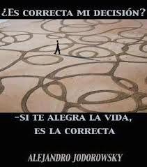 Decisión Correcta