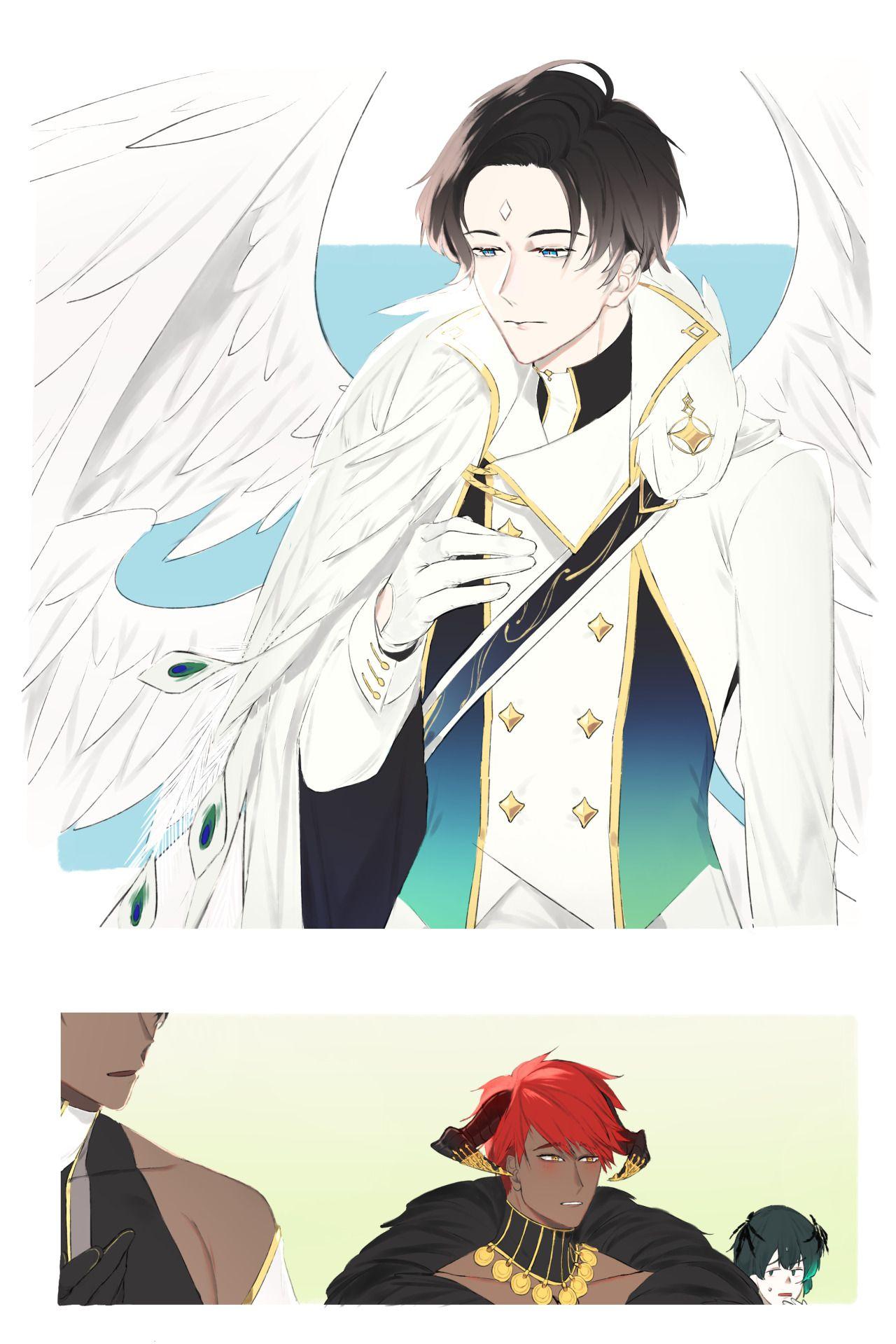 Saehyn Obey Art Anime Anime Characters