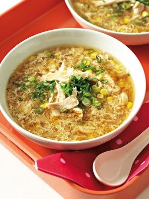 Chinese-chicken-corn-soup