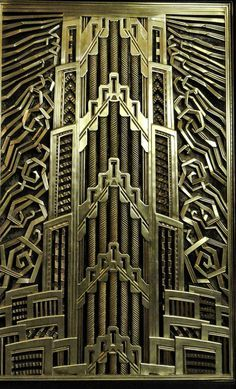 art deco detal art deco pinterest art d co art et portail portillon. Black Bedroom Furniture Sets. Home Design Ideas
