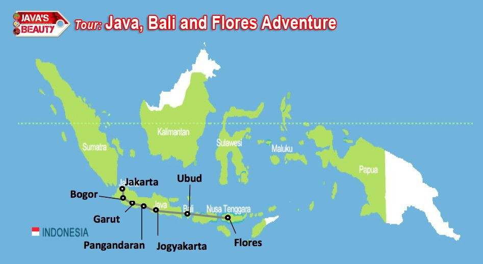 Java's Beauty - specialist in Indonesia travel
