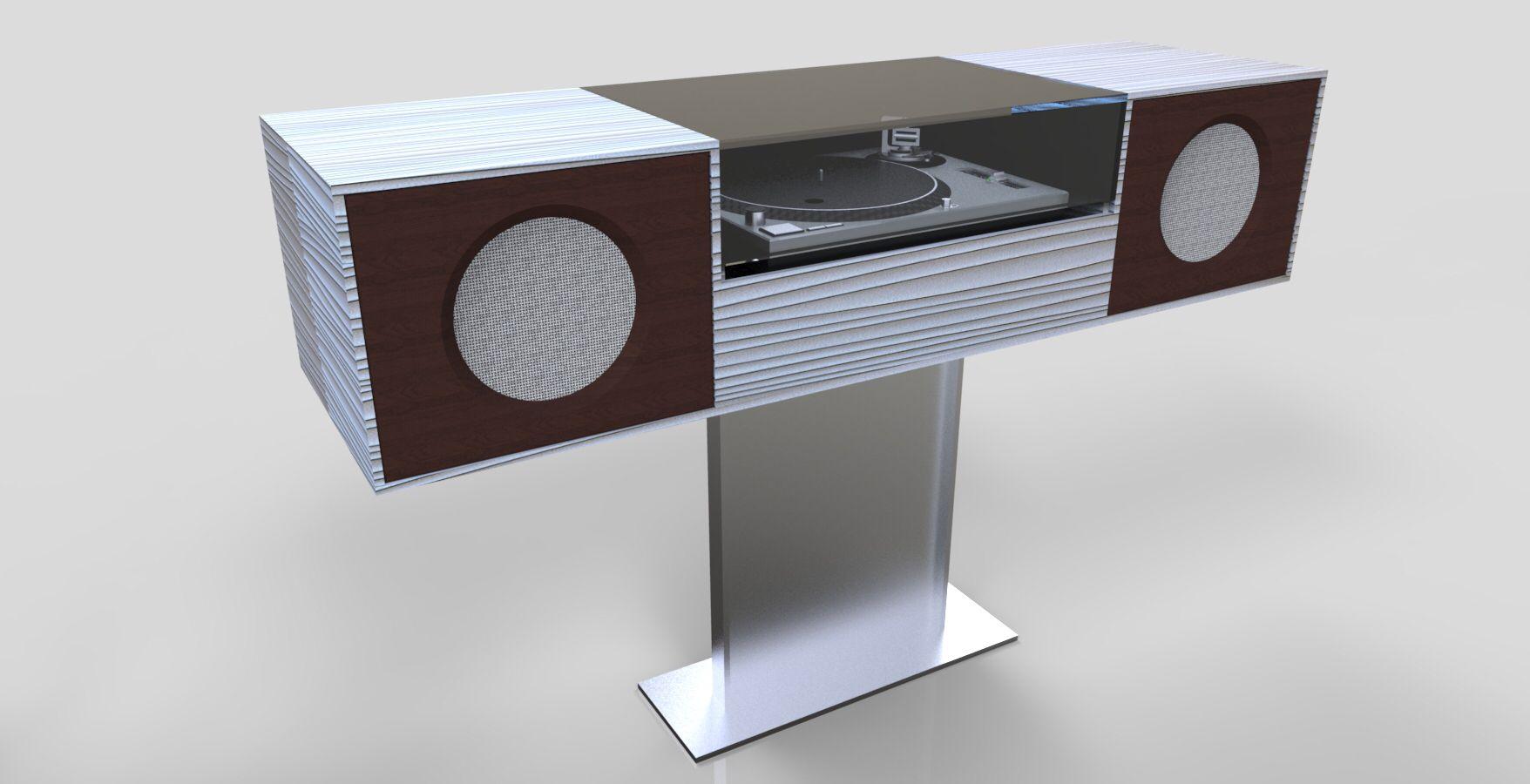 turntable furniture. Custom Turntable Furniture. Furniture I