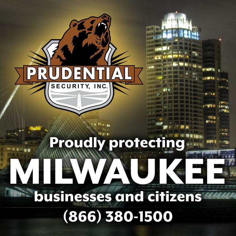 Proudly Serving Milwaukee Prudential Security Inc Provides An