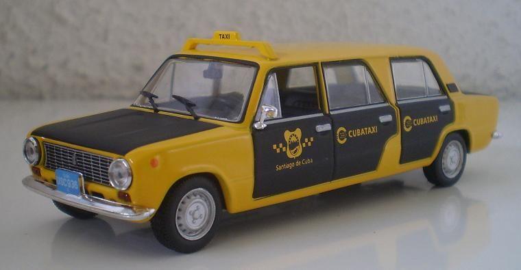 l Lada 2101 de Santiago de Cuba.
