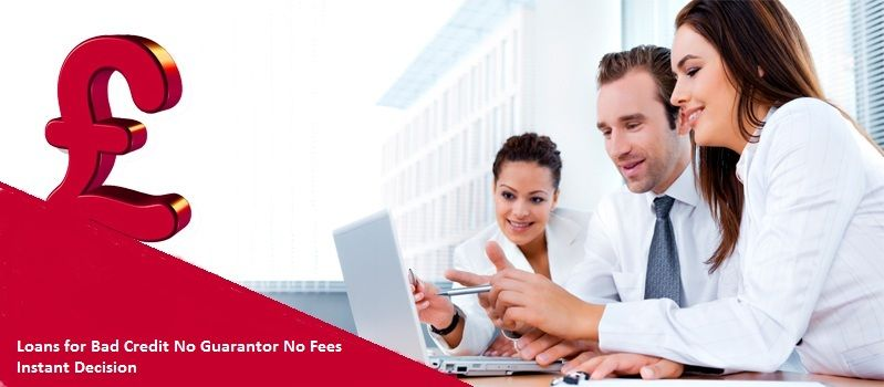 Loans For People With Bad Credit Instant Decision No Fees >> Big Loan Lender Is Providing Loans For Bad Credit With No Guarantor