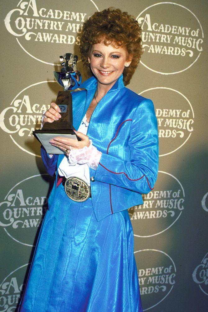 Looking Back at Reba McEntires Most Epic ACM Awards