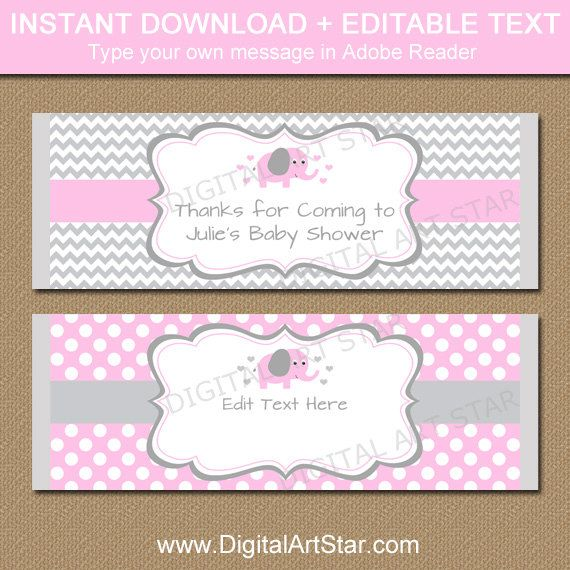 editable chocolate bar wrapper template printable pink