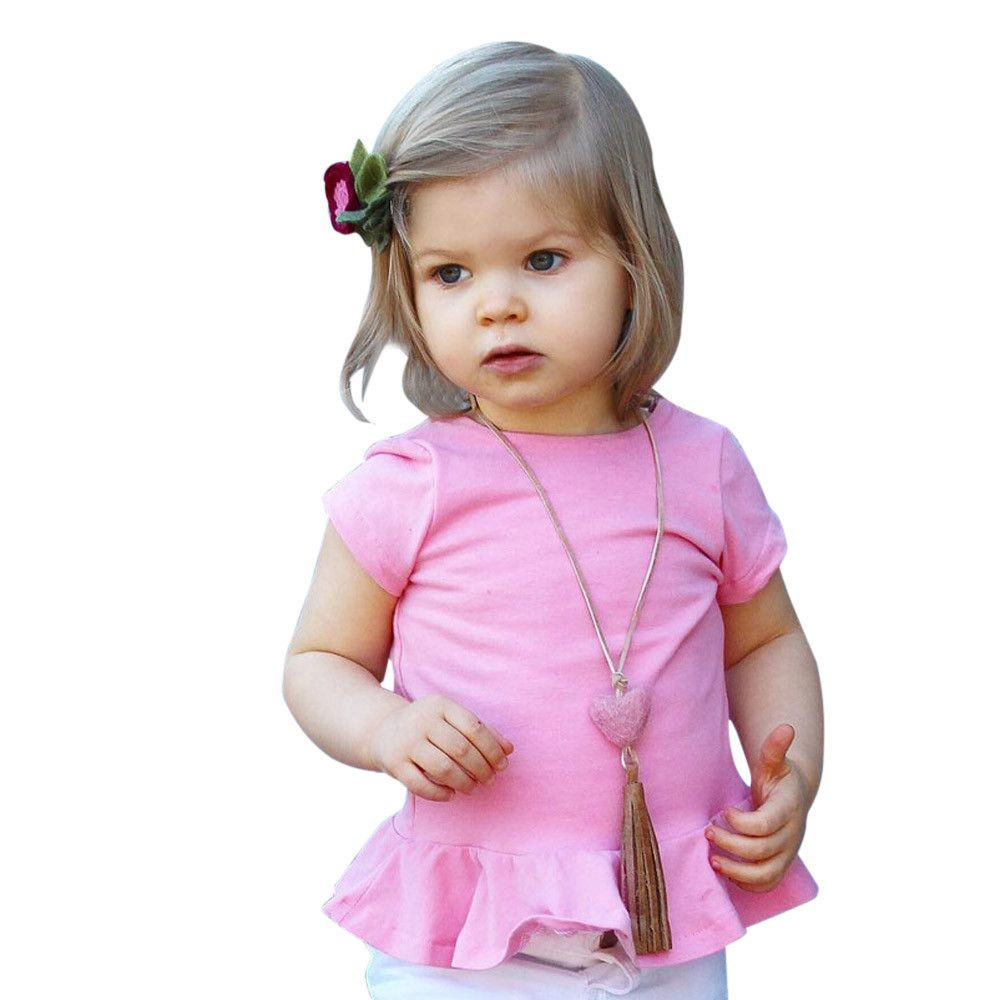 Click to buy ucuc high quality baby kids dresses summer baby kids