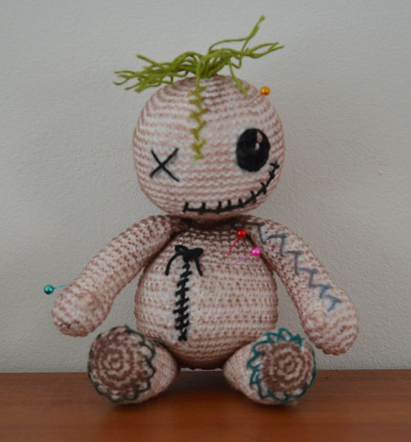 Ravelry Voodoo Dolls Pattern By Vanja Grundmann Have Needle Will